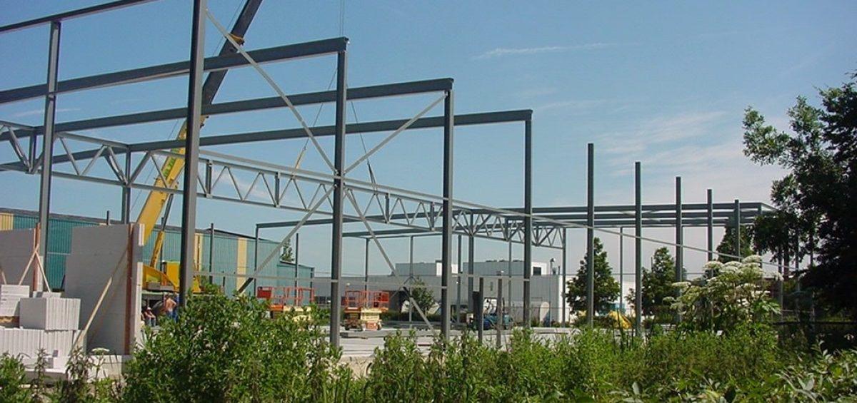 De Kwakel - Constructiestaal